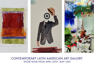 """Contemporary Latin American Art in Greenwich"""
