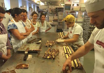 Babka making at Breads Bakery