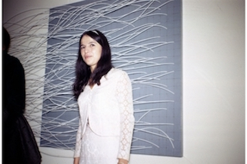 Eva Hesse in the Zeitgeist Films release \
