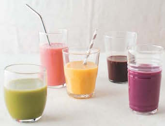 Jump Start Your Palette and Palate with Dina CheneyThe New Milks