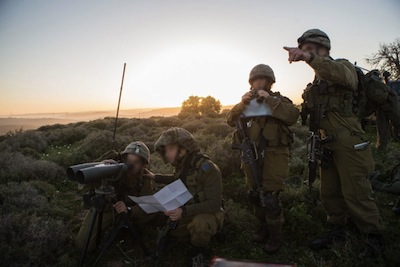 IDF Troops