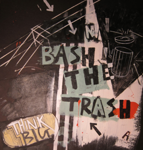Bash the Trash Environmental Arts Troupe