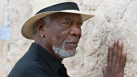 Morgan Freeman Seeks Interfaith Dialogue
