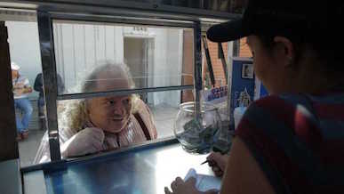 Food Critic Jonathan Gold in \
